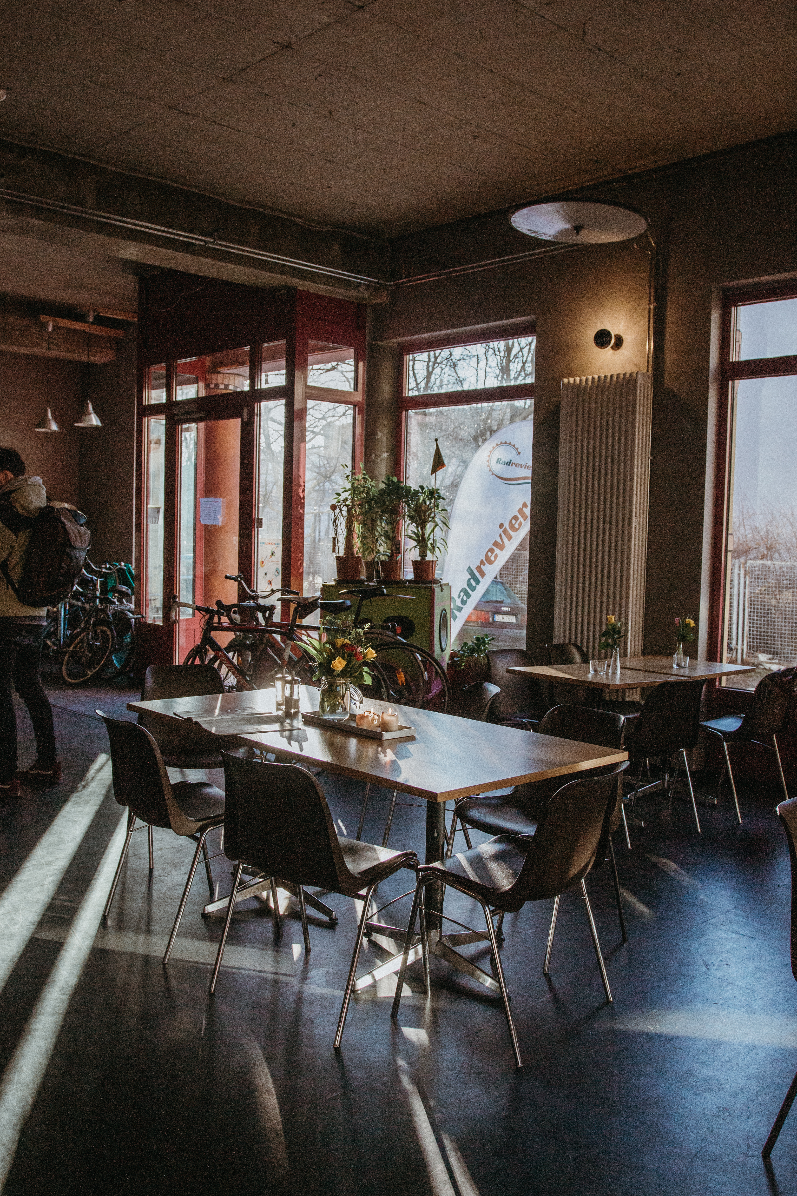 Café-Bar Radrevier