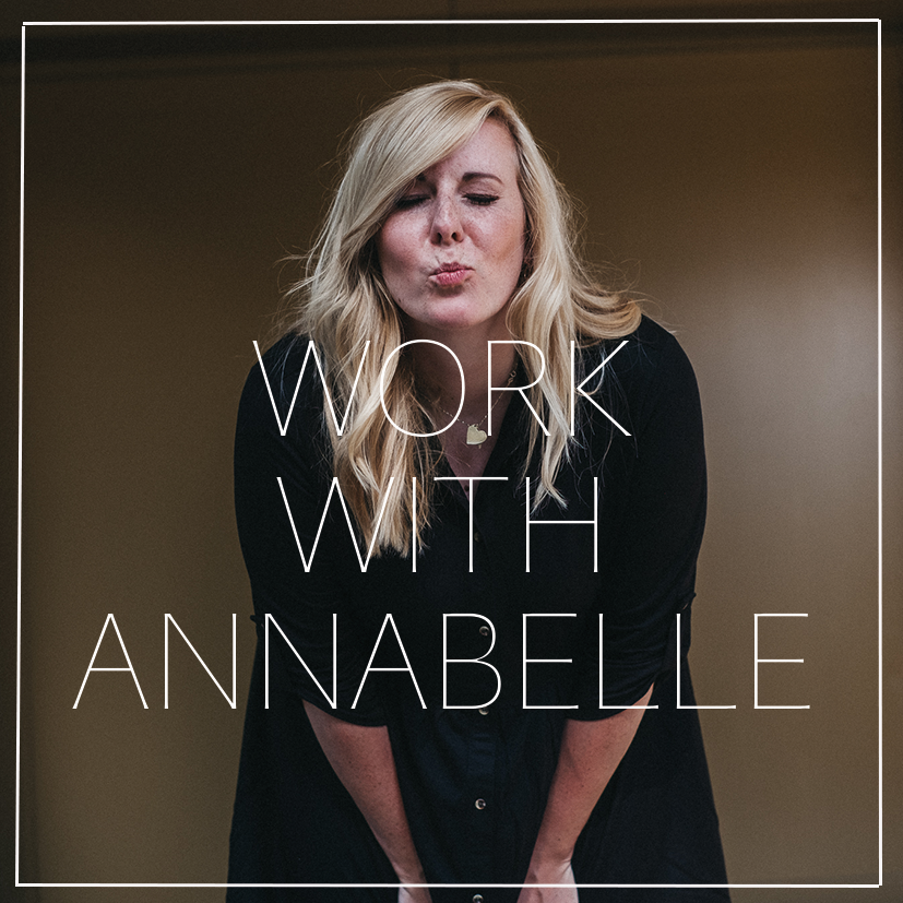 work with annabelle